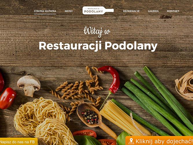Restauracja Podolany